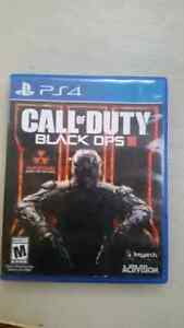 40$ ps4 black ops 3 London Ontario image 1