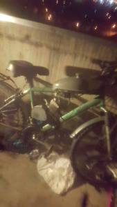 Home made motor bike
