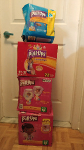 Huggies Pull-Ups Culotte d'entrainement
