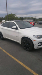 BMW X6 2012 (Full loaded)