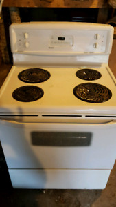 """30"""" Kenmore electric stove free"""