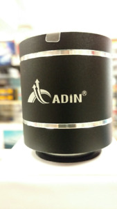 Adin vibrating Bluetooth super base Speaker.