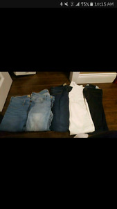 Size 3 hollister jeggings. NEW