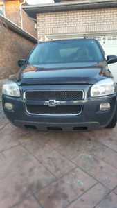 2008 CHEVY UPLANDER EXTENDED ONLY 153450 KM