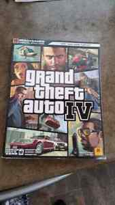 Grand Theft Auto 5 strategy guide book