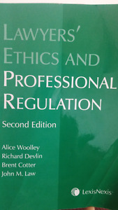 Lawyers' Ethics and Professional Regulation