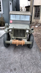 Willys jeep gpw ,mb 1944