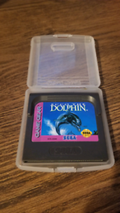 Game Gear Game - Ecco The Dolphin