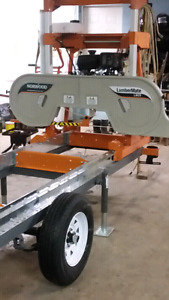 Brand new norwood saw mill LM29