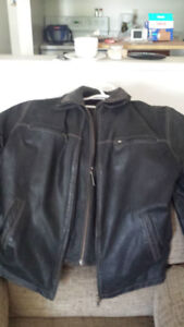 LEATHER JACKET FOR SALE!!