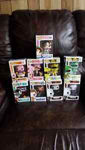 Funko pops $15 each  Cambridge Kitchener Area image 1