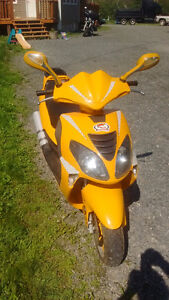 2008 150cc scooter for sale