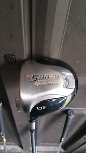 Left hand taylormade r580 driver