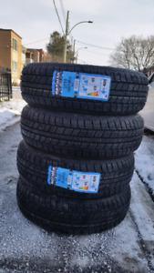 4 pneus d'hiver neuf à vendre