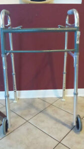 Aluminum Walkers Crutches and Canes