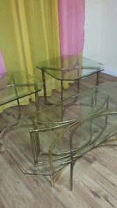 3 pitiful stalls still coffee tables for sale