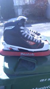 Rbz 80 goalie skates