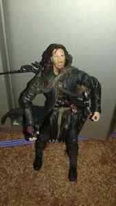 Lord of the Rings Aragorn Action Figure Cambridge Kitchener Area image 1