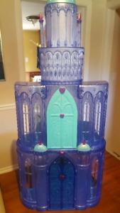 Palais de diamant  Barbie et lot de jouet