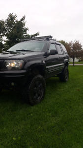 2001 Jeep Grand Cherokee 4.7 Camionnette