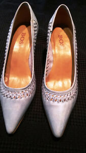 Bos & Co Ladies Leather Shoes