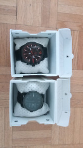 Two Diesel watches in Excellent condition