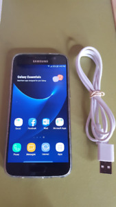 Samsung Galaxy S7 Black 32GB Unlocked