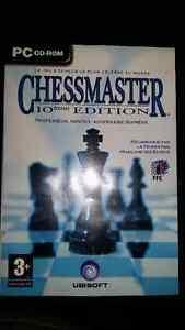 JEUX PC CHESSMASTER 10E ÉDITION UBISOFT