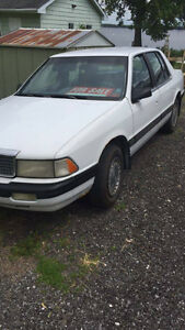 1990 Plymouth Acclaim Other