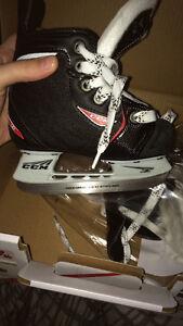 Brand new in the box ccm skates Kitchener / Waterloo Kitchener Area image 1