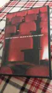 Jimmy Eat World DVD + two albums - SUPER CHEAP!!!