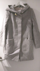 Aritzia Babaton Pearce Coat (Size S, Heather Comet)