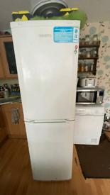Beko upright fridge/freezer