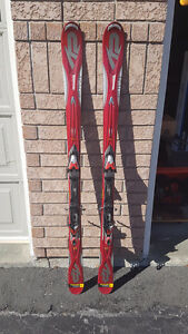 K2 APACHE Stryker Skis with Bindings for Sale
