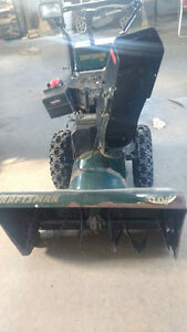 Craftsman 2 snowblower