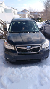 2015 Subaru Forester Convenience Package
