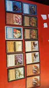 Magic the gathering (MTG) cards! Stratford Kitchener Area image 1