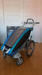 NEW  - Chariot CX1 Stroller with attachments
