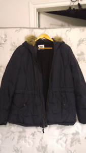 Maternity winter jacket excellent condition