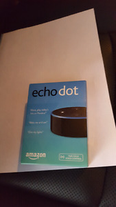 Amazon dot new condition