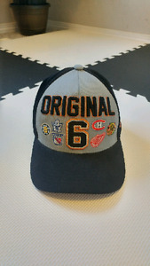 ORIGINAL 6 Old Time Hockey Hat Rafters Collection (OSFA)