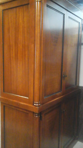 Andrew Malcolm Wooden Wardrobe