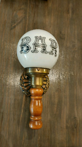 Antique Bar Light