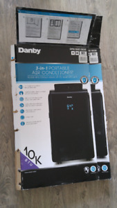 Reduced...Danby Portable Air Conditioner - Never Used 318.00 OBO