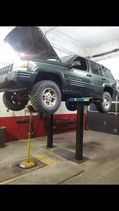 1996 Jeep Grand Cherokee VUS