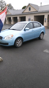 2008 Hyundai Accent low kms