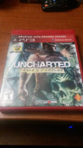 Uncharted: Drakes Fortune for PS3