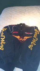 Jacket de moto honda