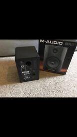 M-Audio BX5 D2 Monitor Speakers (Pair)