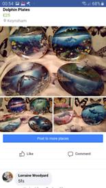 Dolphin Plates